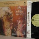 1978 BEETHOVEN Symphonies 1 & 8 JOCHUM Bavarian Radio SO & Berlin PO LP Ex/M-