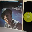1967 JIMMY DURANTE Christian Xian LP Songs For Sunday M- / Ex in Shrinkwrap