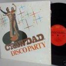 '79 CRAWDAD Disco Party Promo LP Studio '79 Orch M-