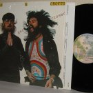 1976 SEALS & CROFTS LP Get Closer in 90% Shrinkwrap with Lyrics inner sleeve
