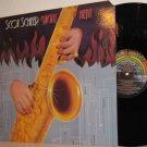 '87 SCOT SCHEER LP Night Heat Ex / M-
