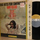 '66 RAY ELLIS LP Big Hits For Swingers Atco MONO Shrink