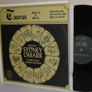 1960s SYDNEY OMARR Astrology LP Taurus Mint Minus Vinyl