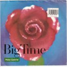 '86 PETER GABRIEL 45 Pic Sleeve - Big Time