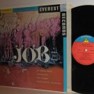 Ralph Vaughan Williams JOB A Masque For Dancing LP Sir Adrian Boult London PO M-