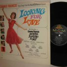 '64 CONNIE FRANCIS Soundtrack LP Looking For Love Ex / VG+ MONO