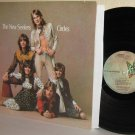 1972 THE NEW SEEKERS LP Circles Ex / Mint Minus