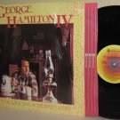 1977 GEORGE HAMILTON IV LP Fine Lace and Homespun Cloth Ex/M- in Shrinkwrap