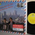 '82 CAMBRIDGE BUSKERS LP Not Live From New York NEAR MINT Shrink DG German Press