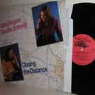 SALLY ROGERS CLAUDIA SCHMIDT LP Closing The Distance M-