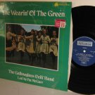 The GALLOWGLASS CEILI BAND LP The Wearin' of the Green U.K. Press Ex / M-