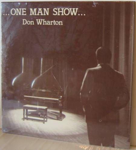 '70s Sealed LP: DON WHARTON One Man Show  - Xian