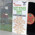 The Sensational OAK RIDGE BOYS Starday re LP M- Shrink