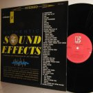 ELEKTRA Stereo Sound Effects Vol 5 re LP Mint Minus