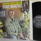1974 HENRY MANCINI LP Country Gentleman M- / VG+