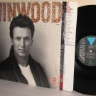 1988 STEVE WINWOOD (Blind Faith, Traffic) LP Roll With It M-  in Shrinkwrap