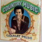 '81 CHARLEY PRIDE Time-Life LP ~Still SEALED
