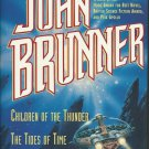 John Brunner : Three Complete Novels by John Brunner (1995, Hardcover)
