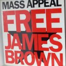 "'89 MASS APPEAL 12"" Free James Brown ~Still SEALED"