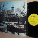 GEORGES AUBERT LP Orgelmusik In Der Dorfkirche Tempelhof Ex/M- Berliton SP 102