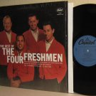 The Best Of THE FOUR FRESHMEN LP M- / VG+ in Shrinkwrap