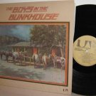 '77 BOYS IN THE BUNKHOUSE self-titled LP Ex / Ex to M-