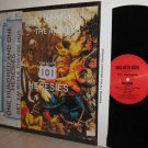 '89 Private LP NANCY & THE ANTLERS 101 Heresies M-/Ex