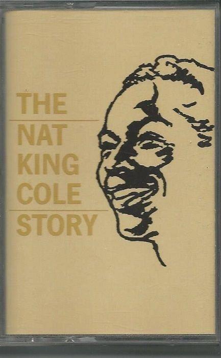 The NAT KING COLE Story - Double Cassette Tape Compilation MINT MINUS