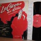 '83 Cast LP LA CAGE AUX FOLLES Mint Minus in Shrinkwrap
