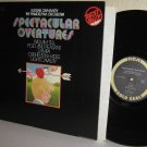 ORMANDY Philadelphia re LP Spectacular Overtures NEAR MINT
