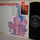 1971 RED FOLEY LP Memories in Shrinkwrap - Vocalion Original