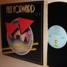 '84 FAST FORWARD LP Living In Fiction IAN LLOYD