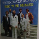 '82 The BLACKWOOD BROTHERS Sealed LP: Rise 'N Be Healed