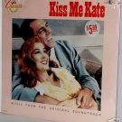Soundtrack LP: KISS ME KATE re-issue ~Still SEALED