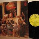 Budapest: LISZT Christus Oratorio (Excerpts) LP - NM