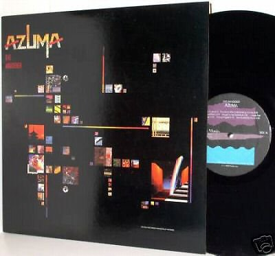 '88 AZUMA LP The Wanderer EX / NM