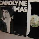 '79 CAROLYNE MAS self-titled LP  - Ex / Ex