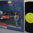 1981 CAMBRIDGE BUSKERS LP A Little Street Music NEAR MINT Shrink DG German Press