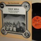 Uncollected 1944 TINY HILL & Orchestra LP Hindsight Ex / Ex Radio Performance