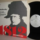 TCHAIKOVSKY Swan Lake / 1812 Royal Swedish SO & Vienna SO LP NEAR MINT Vinyl