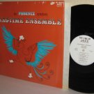 1977 THE PHOENIX SYMPHONY LP Ragtime Ensemble NEAR MINT  in Shrinkwrap