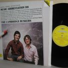 1984 CAMBRIDGE BUSKERS LP Music Abbreviation 101 NEAR MINT DG German Press