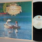 1987 GEORGIA KELLY Harp STEVEN KINDLER Violin LP Fresh Impressions Ex / VG+