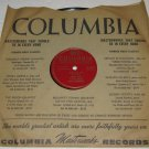 1946 COUNT BASIE 78 rpm Mutton Leg / Fla-Ga-La-Pa Columbia 37093