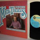 1976 Best Of MEL TILLIS and The STATESIDERS LP Ex / Mint Minus