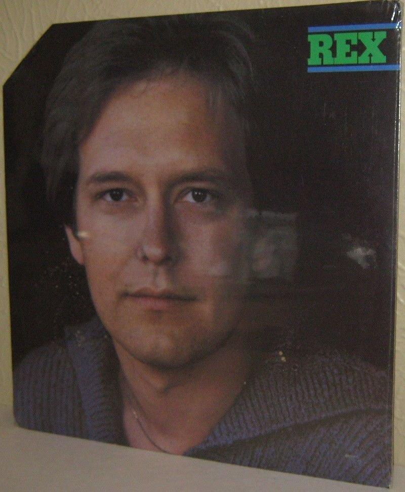1977 REX ALLEN JR. LP Rex - Still SEALED