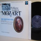 MOZART Divertimento Kalafusz-Trio Stuttgart Intercord Saphir LP German Pressing