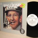 1977 BING CROSBY LP The Bing Crosby Collection Ex / Ex in Shrinkwrap 22 Tracks