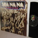 '77  SHA NA NA Is Here To Stay (Compilation) LP