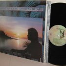 '78 JESSE COLIN YOUNG LP American Dreams Ex / Ex ( Youngbloods )
